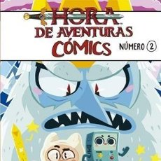 Cómics: HORA DE AVENTURAS 2 - NORMA / BOOM! / RUSTICA. Lote 222192336
