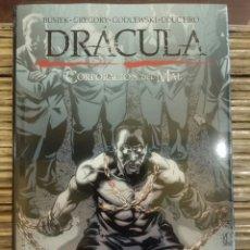 Cómics: DRACULA. Lote 222220156