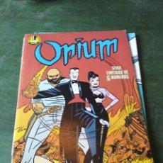 Cómics: LOTE 3 COMIC DE OPIUM, VARIOS. Lote 222231923