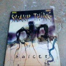 Comics: SWAMP THING RAICES PRESTIGE NORMA. Lote 222286883