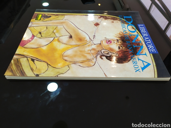 Cómics: Donna, las chicas de Ranx Xerox. Liberatore - Foto 2 - 222413955