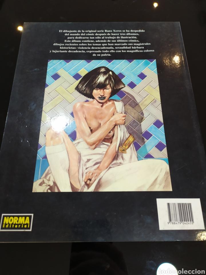 Cómics: Donna, las chicas de Ranx Xerox. Liberatore - Foto 3 - 222413955