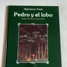 Cómics: PEDRO Y EL LOBO. COLECCIÓN MIGUELANXO PRADO Nº 6 NORMA EDITORIAL 1998. Lote 222458058