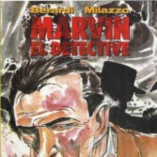 Cómics: COLECCIÓN EL MURO 6: MARVIN EL DETECTIVE, 1990, NORMA, BUEN ESTADO. Lote 222490200