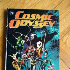 Cómics: COSMIC ODISSEY - ODISEA CÓSMICA - JIM STARLIN & MIKE MIGNOLA. Lote 222536562