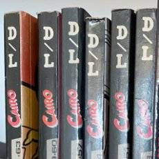 Cómics: REVISTA CAIRO - RETAPADOS. Lote 222560647