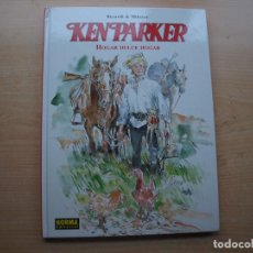 Cómics: KEN PARKER - HOGAR DULCE HOGAR - TAPA ADURA - NORMA EDITORIAL. Lote 222598365