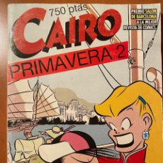 Cómics: CAIRO - PRIMAVERA 2. Lote 222610823