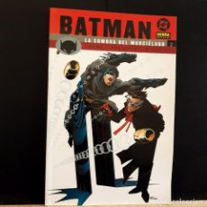 Cómics: BATMAN LA SOMBRA DEL MUERCIÉLAGO Nº 2 NORMA EDITORIAL - EXCELENTE. Lote 222636513