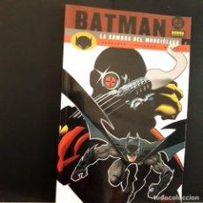 Cómics: BATMAN LA SOMBRA DEL MUERCIÉLAGO Nº 4 NORMA EDITORIAL - EXCELENTE. Lote 222636831
