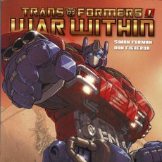 Cómics: TRANSFORMERS WAR WITHIN VOL. 1 - DON FURMAN Y DON FIGUEROA. Lote 222640783