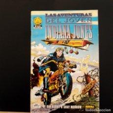 Cómics: LAS AVENTURAS DEL JOVEN INDIANA JONES Nº 5 COMIC BOOKS. Lote 222648228