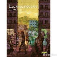 Cómics: LOS EQUINOCCIOS (CYRIL PEDROSA) NORMA - CARTONE - IMPECABLE - OFI15F. Lote 222655808