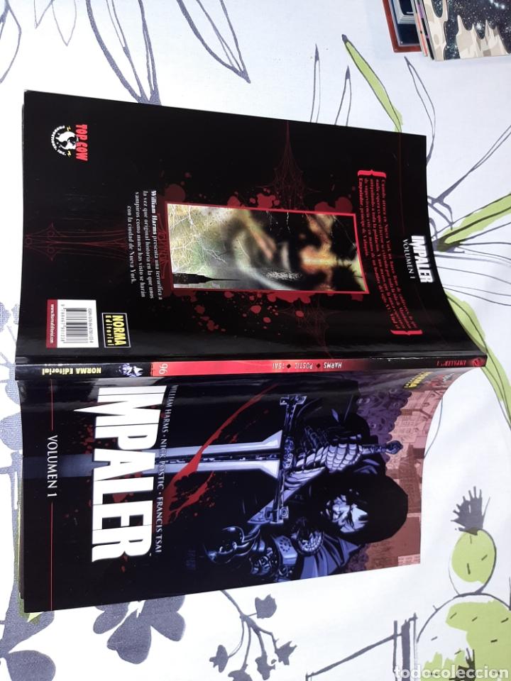 Cómics: Impaler, volumen 1, Norma Editorial Made in Hell - Foto 2 - 222704686