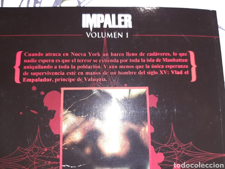 Cómics: Impaler, volumen 1, Norma Editorial Made in Hell - Foto 3 - 222704686