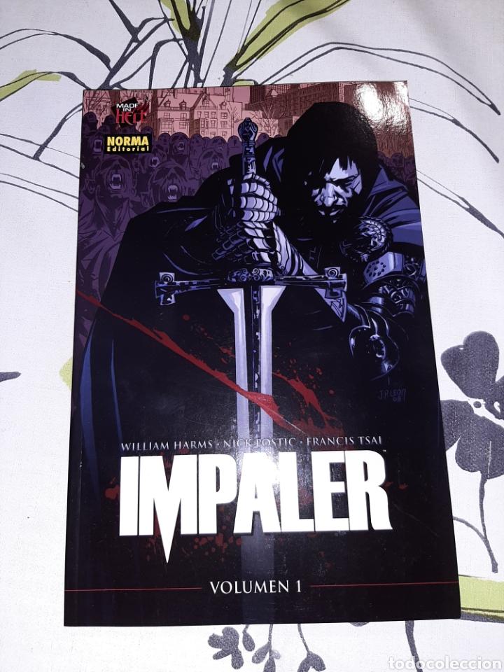 IMPALER, VOLUMEN 1, NORMA EDITORIAL MADE IN HELL (Tebeos y Comics - Norma - Comic USA)