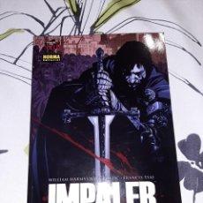 Cómics: IMPALER, VOLUMEN 1, NORMA EDITORIAL MADE IN HELL. Lote 222704686