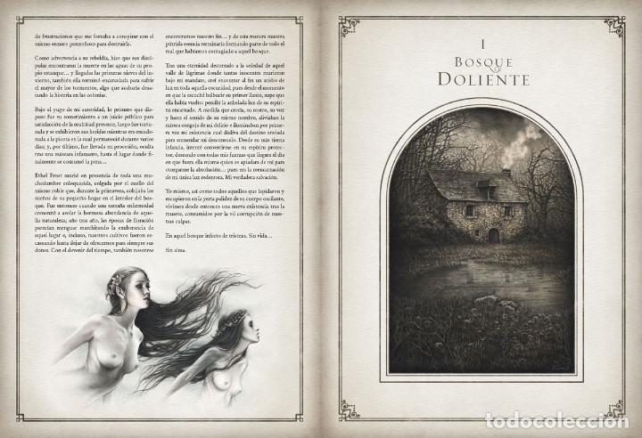 Cómics: Cómics. ETHEL FROST - Victoria Francés (Cartoné) - Foto 3 - 222717875