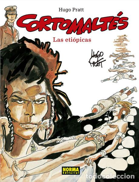 CÓMICS. CORTO MALTÉS 05. LAS ETIÓPICAS - HUGO PRATT (CARTONÉ) (Tebeos y Comics - Norma - Comic Europeo)