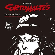 Cómics: CÓMICS. CORTO MALTÉS 05. LAS ETIÓPICAS B/N - HUGO PRATT (CARTONÉ). Lote 222719706