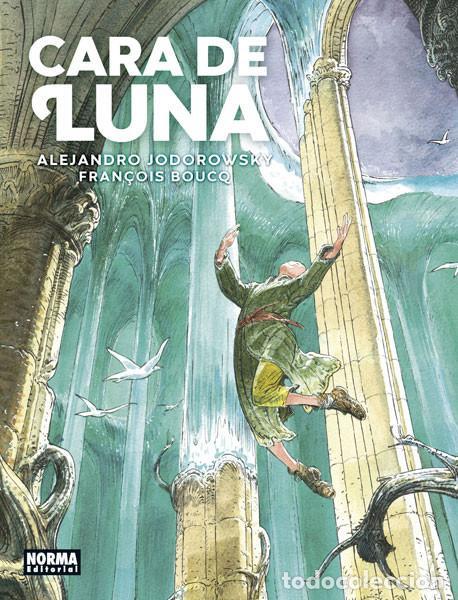 CÓMICS. CARA DE LUNA. EDICIÓN INTEGRAL - ALEJANDRO JODOROWSKY / FRANÇOIS BOUCQ (CARTONÉ) (Tebeos y Comics - Norma - Comic Europeo)