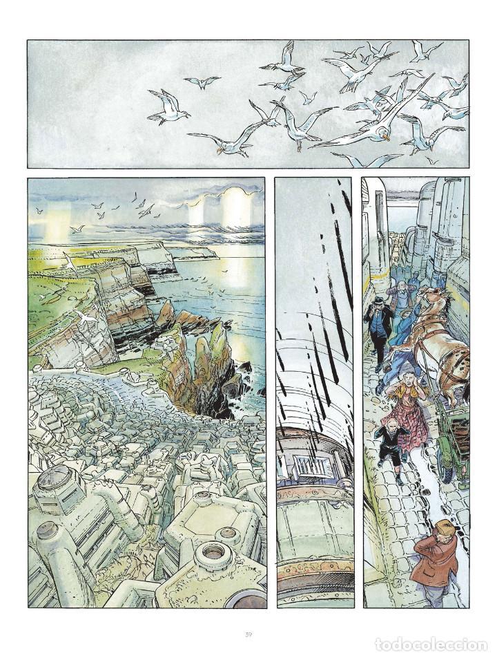 Cómics: Cómics. CARA DE LUNA. EDICIÓN INTEGRAL - Alejandro Jodorowsky / François Boucq (Cartoné) - Foto 2 - 222720057