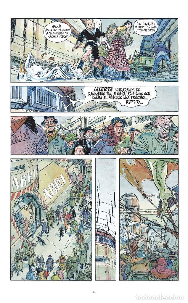 Cómics: Cómics. CARA DE LUNA. EDICIÓN INTEGRAL - Alejandro Jodorowsky / François Boucq (Cartoné) - Foto 3 - 222720057