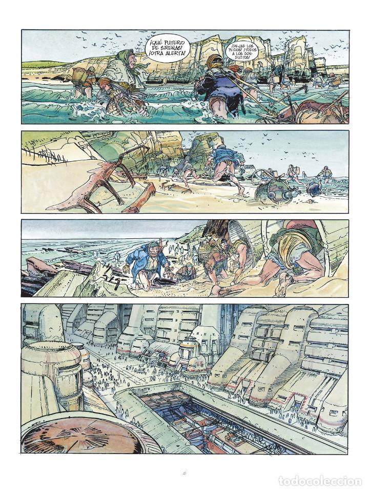 Cómics: Cómics. CARA DE LUNA. EDICIÓN INTEGRAL - Alejandro Jodorowsky / François Boucq (Cartoné) - Foto 4 - 222720057