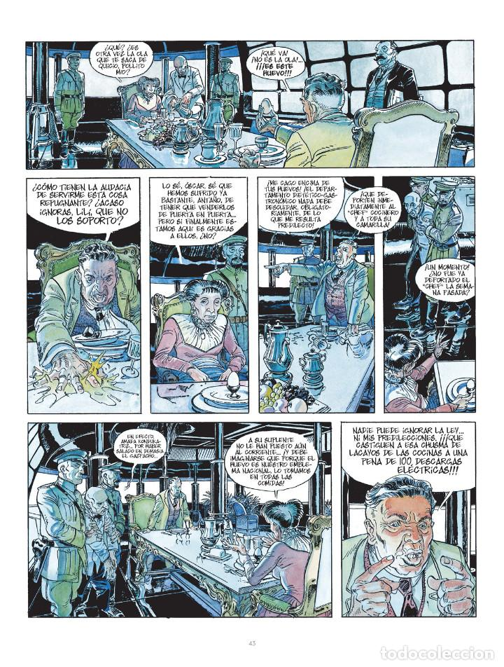 Cómics: Cómics. CARA DE LUNA. EDICIÓN INTEGRAL - Alejandro Jodorowsky / François Boucq (Cartoné) - Foto 6 - 222720057