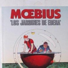 Cómics: LOS JARDINES DE EDENA - MOEBIUS (CIMOC EXTRA COLOR 70). Lote 222739756