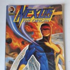 Cómics: NEXUS: THE ORIGIN - NORMA EDITORIAL. Lote 222962678