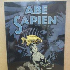 Comics : ABE SAPIEN - Nº 1: EL AHOGADO - DARK HORSE / NORMA - UNIVERSO HELLBOY. Lote 223266643