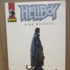 Comics : HELLBOY - LA ISLA - MIKE MIGNOLA - DARK HORSE / NORMA. Lote 223326632