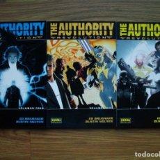 Comics: THE AUTHORITY - REVOLUTION TOMOS 1 AL 3 COLECCIÓN COMPLETA (1, 2, 3). Lote 223615670