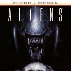 Comics: FUEGO Y PIEDRA 1 2 3 4 COMPLETA : ALIENS & DEPREDADOR - NORMA / DARK HORSE / TAPA DURA. Lote 223787607