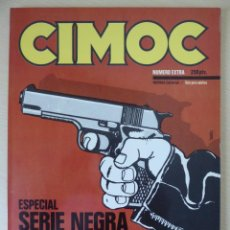 Comics: CIMOC EXTRA ESPECIAL SERIE NEGRA - NORMA EDITORIAL. Lote 224140327