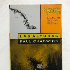 Cómics: CONCRETE Nº 2 LAS ALTURAS PAUL CHADWICK NORMA 2006, MUY BUENO. Lote 224252563