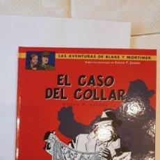 Cómics: BLAKE Y MORTIMER Nº 7: EL CASO DEL COLLAR. Lote 224492275