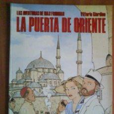 Fumetti: LA PUERTA DE ORIENTE - LAS AVENTURAS DE MAX FRIDMAN. Lote 224872607