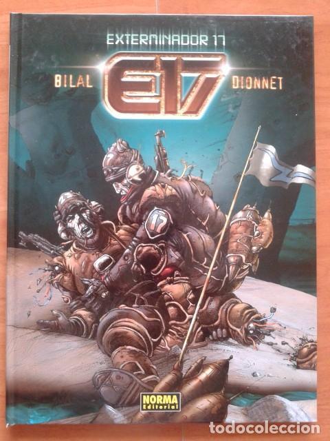 1ª EDICIÓN EL EXTERMINADOR 17 / BILAL - DIONNET (Tebeos y Comics - Norma - Comic Europeo)