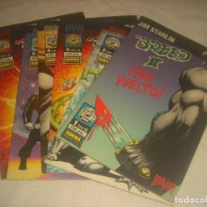 Cómics: BREED II . JIM STARLIN . COLECCION COMPLETA DE 6 NUMEROS. Lote 225378178