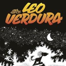 Cómics: LEO VERDURA - NORMA / EDICION INTEGRAL / TAPA DURA. Lote 225750405