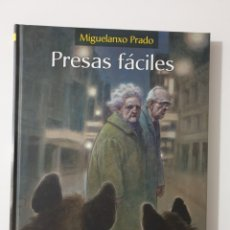 Fumetti: PRESAS FÁCILES, MIGUELANXO PRADO. Lote 225903075