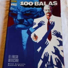 Fumetti: 100 BALAS - EL FALSO DETECTIVE - COL VERTIGO Nº 284 - BRIAN AZZARELLO , EDUARDO RISSO - ED NORMA. Lote 225963975