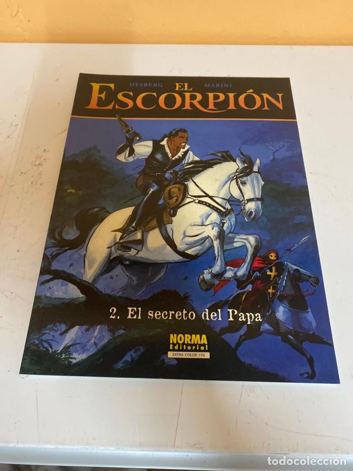 EL ESCORPIÓN (Tebeos y Comics - Norma - Comic Europeo)