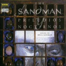 Comics : THE SANDMAN PRELUDIOS Y NOCTURNOS - COL. VERTIGO Nº 93 - NORMA - SUB01M. Lote 226260572