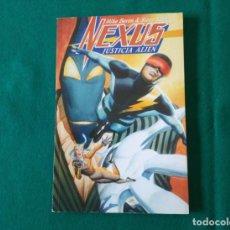 Cómics: NEXUS JUSTICIA ALIEN - MIKE BARON & STEVE RUDE - NORMA EDITORIAL - AÑO 1996. Lote 226399243