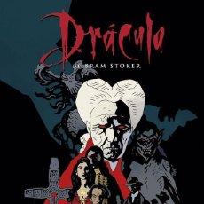 Cómics: DRÁCULA DE BRAM STOKER - NORMA / TOPPS / TAPA DURA / MIKE MIGNOLA. Lote 226400220