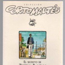 Comics: EL SECRETO DE TRISTAN BANTAM. HUGO PRATT. COLECCION CORTO MALTES Nº 1. NORMA 1999, 1ª EDICION. Lote 226454264