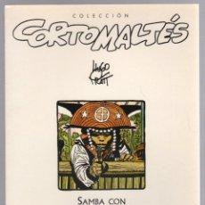 Comics: SAMBA CON TIRO-FIJO. HUGO PRATT. COLECCION CORTO MALTES Nº 3. NORMA 1999, 1ª EDICION. Lote 226457035